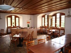 Ch teau de domont del mont for Restaurant du domont